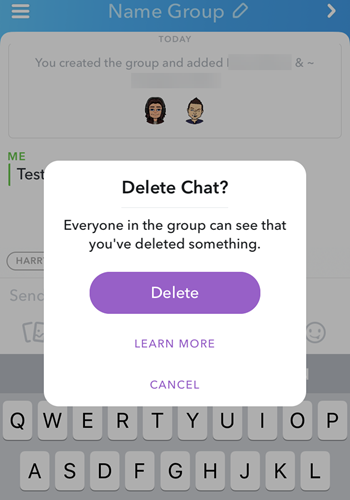 Snapchat Feature Announced Before It Is Working Properly